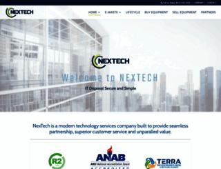 nextechpartners.com screenshot