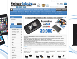 nextgen-industry.com screenshot