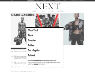 nextmodels.com screenshot