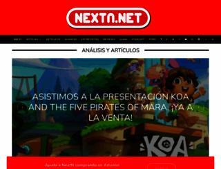 nextn.es screenshot