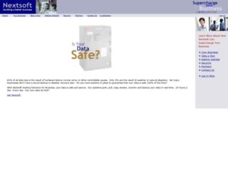 nextsoft.com screenshot