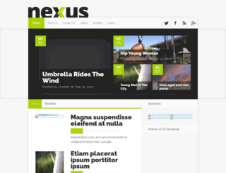 nexus.socialprofitmachine.com screenshot
