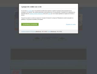 nexwachrp.clicforum.fr screenshot