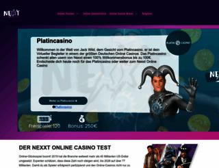 nexxt.org screenshot