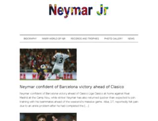neymar.website screenshot