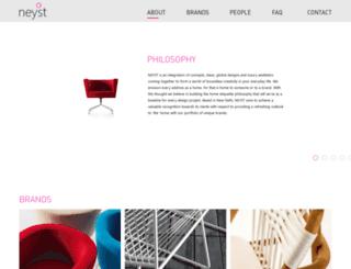 neyst.com screenshot