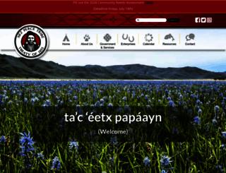 nezperce.org screenshot