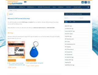 nfcnetstore.com screenshot