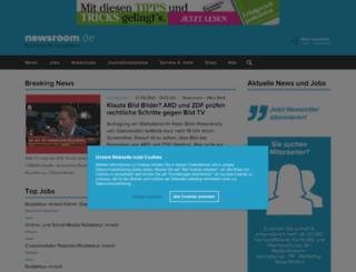 nfi.newsroom.de screenshot