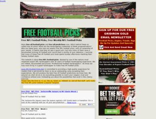 nfl-football-picks.net screenshot