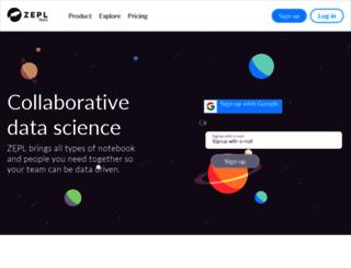 nflabs.com screenshot