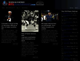 nfldraftscout.com screenshot