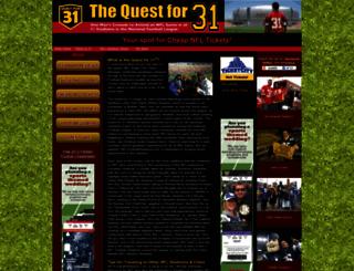 nflfootballstadiums.com screenshot