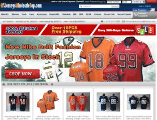 nfljerseywholesale.us.com screenshot