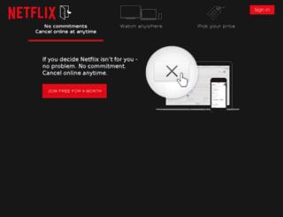 nflxext.com screenshot