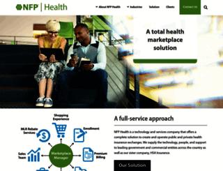 nfphealth.com screenshot