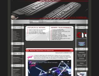 nfs-mania.com screenshot