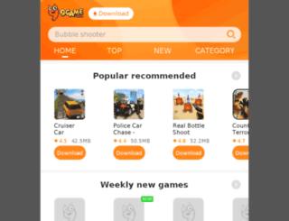 nfsmostwanted.9game.com screenshot