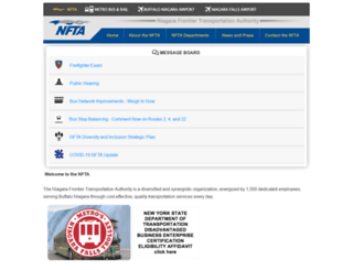 nfta.com screenshot