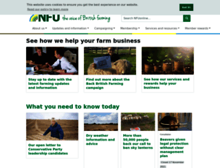 nfuonline.com screenshot