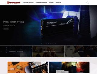 ng.transcend-info.com screenshot
