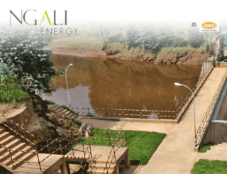 ngalienergy.com screenshot