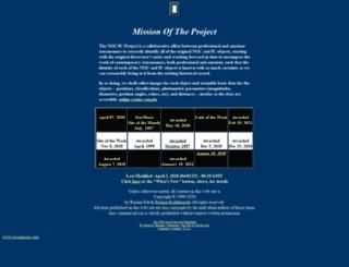 ngcicproject.org screenshot
