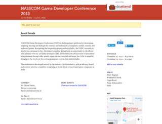 ngdc.doattend.com screenshot