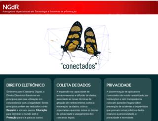 ngdr.com.br screenshot