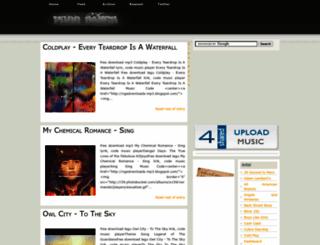 ngedownloads-mp3.blogspot.com screenshot