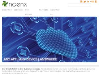 ngenx.com screenshot