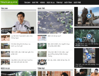 nghethuatsong365.net screenshot