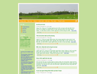nghiahanh.com screenshot