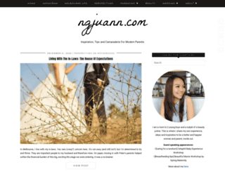 ngjuann.com screenshot