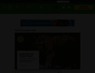 ngkids.co.uk screenshot