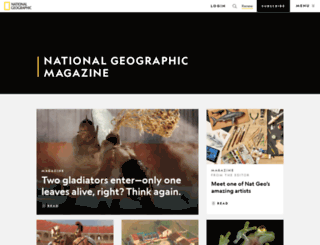 ngm.nationalgeographic.com screenshot