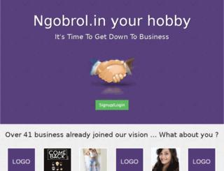 ngobrol.in screenshot