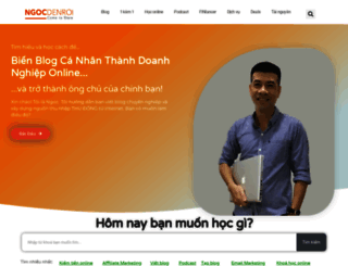 ngocdenroi.com screenshot