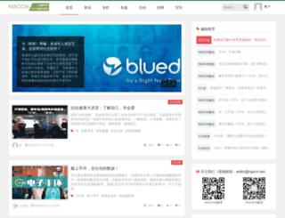ngocn.net screenshot