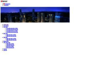 ngoinhadep.net.vn screenshot
