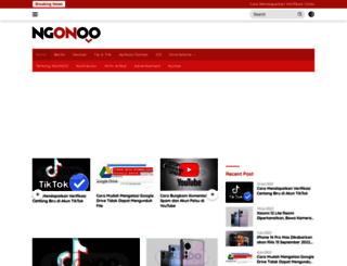 ngonoo.com screenshot
