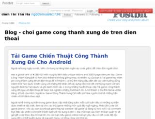 ngothimuoi61734.postbit.com screenshot