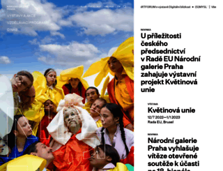 ngprague.cz screenshot
