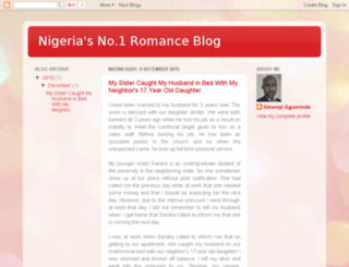 ngromance.blogspot.com screenshot