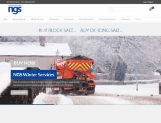 ngssaltsupplies.co.uk screenshot