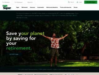 ngssuper.com.au screenshot