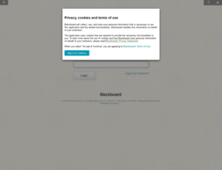 ngu.blackboard.com screenshot