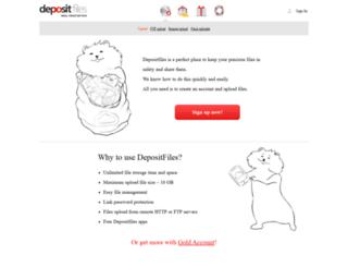 nguest172.depositfiles.com screenshot