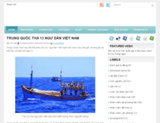 nguyenthietthanh.com screenshot