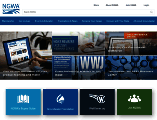 ngwa.org screenshot